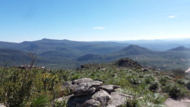 Le 29.05.2017 Le parc national Chapada Diamantina à Lençois.  20170698