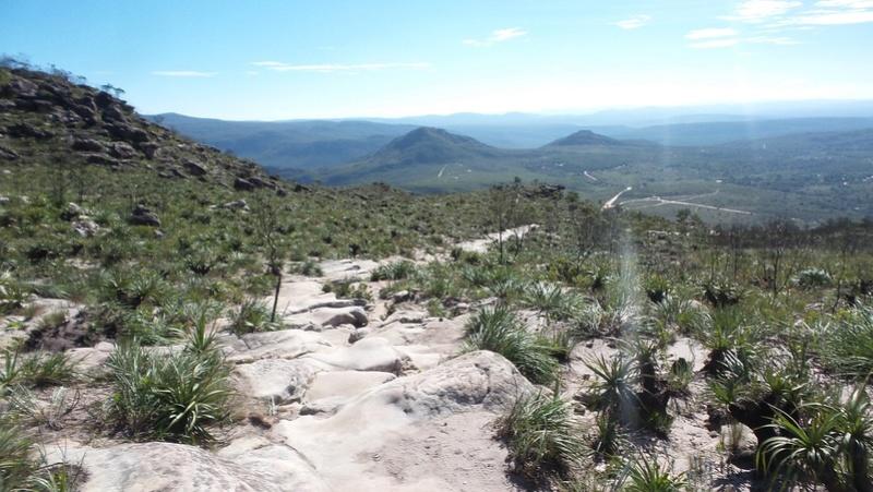 Le 29.05.2017 Le parc national Chapada Diamantina à Lençois.  20170701