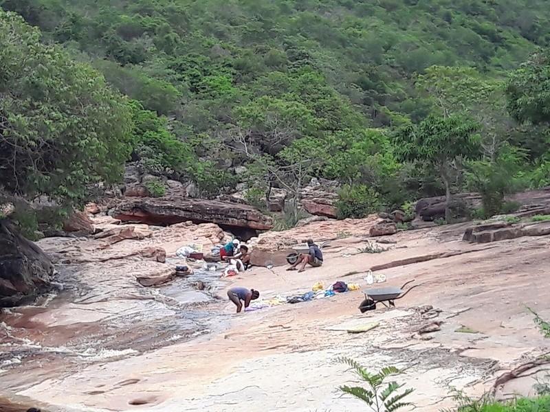 Le 29.05.2017 Le parc national Chapada Diamantina à Lençois.  20170702