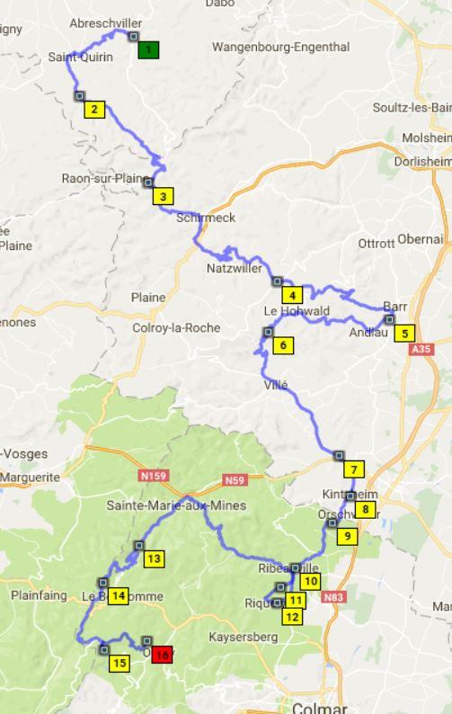 avis pour balade en Alsace Alsace11