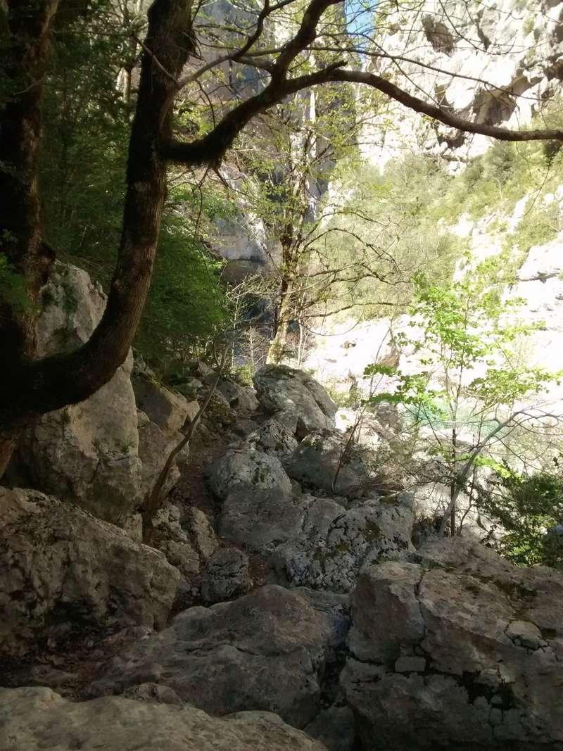 Rando et vape dans les gorges du Verdon Img_2017