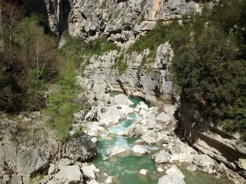 Rando et vape dans les gorges du Verdon Img_2019