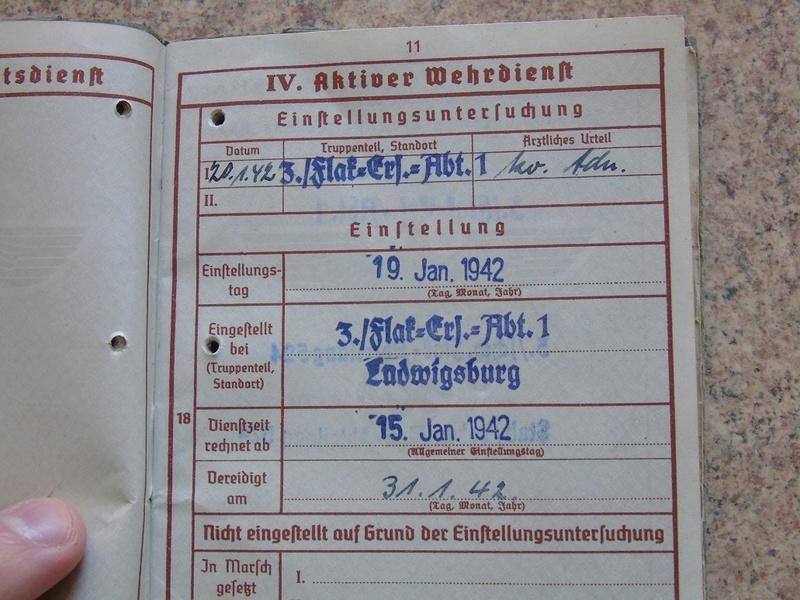 Traduction Wehrpass et Soldbuch Luftwaffe Dsc03216