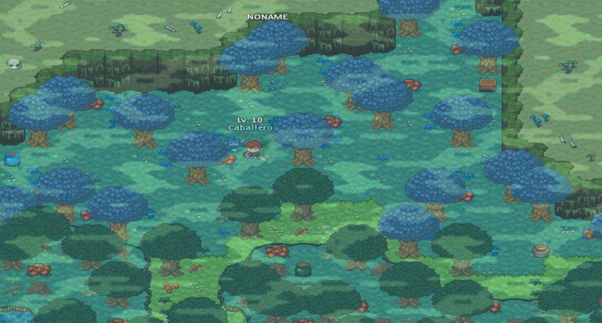 [UPD] Nuevo Bosque (Sin nombre aun) 1210