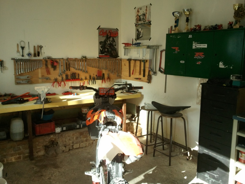 Le coin/le garage/l'atelier/le bouiboui  - Page 5 Photo113