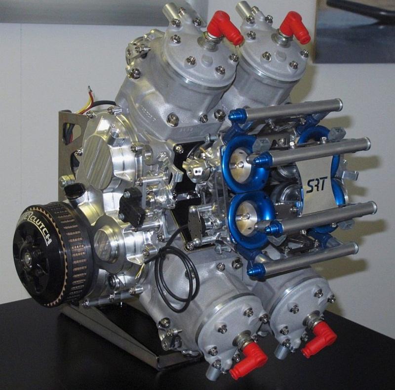 Suter V4 2temps 580cc  Suter_11