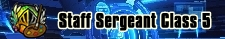 Staff Sergeant Class 5