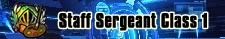 Staff Sergeant Class 1