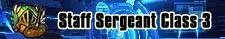 Staff Sergeant Class 3