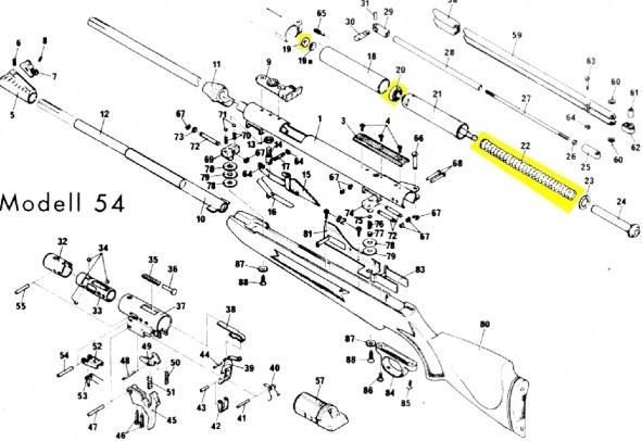 air arms TX200 / prosport: question de ressorts... ben finalement c'est le joint de piston Sans_t10