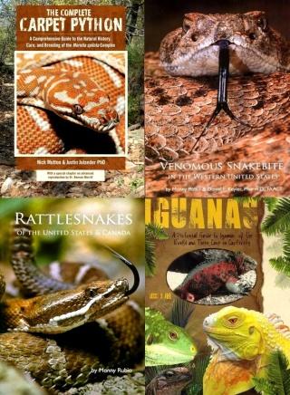 """Livre """"The Complete Carpet Python"""" et autres Sans_t10"""