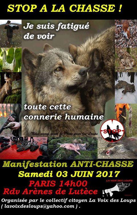 Manifestations A PARIS ou AILLEURS .. divers ... 17098410