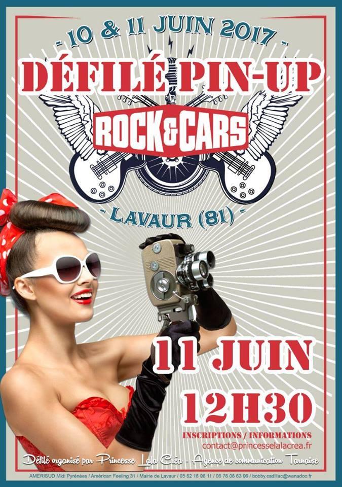 Occitanie - 10ème Festival Rock&Cars de Lavaur 10 et 11 juin 2017 18119110