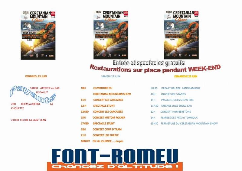 Pyrénées-Cerdagne Mountain Show 24&25juin 18486010