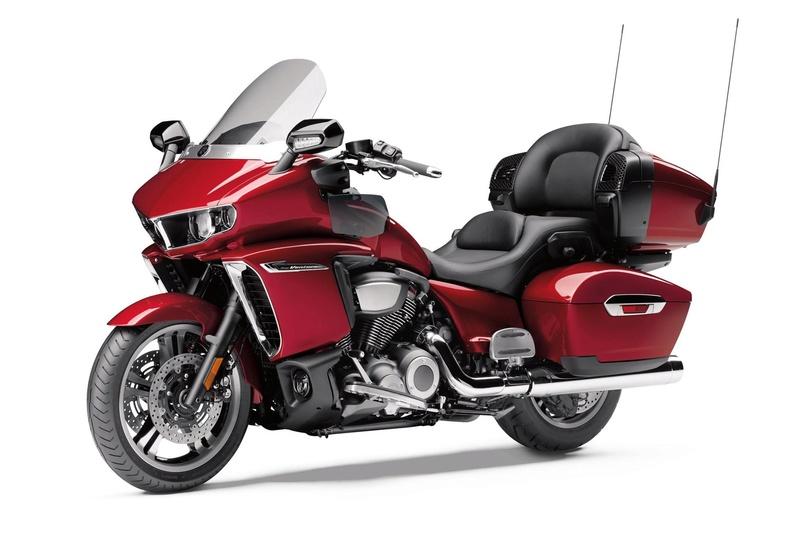 Le retour de la Yamaha Venture 1'800cc pour 2018 - La Honda Goldwing en ligne de mire 18814410