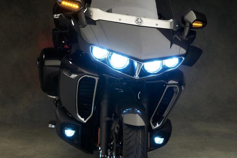 Le retour de la Yamaha Venture 1'800cc pour 2018 - La Honda Goldwing en ligne de mire 18879910