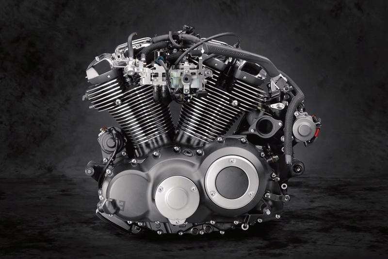 Le retour de la Yamaha Venture 1'800cc pour 2018 - La Honda Goldwing en ligne de mire 18921010