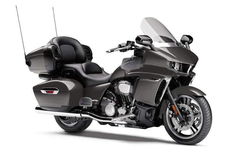 Le retour de la Yamaha Venture 1'800cc pour 2018 - La Honda Goldwing en ligne de mire 18922810