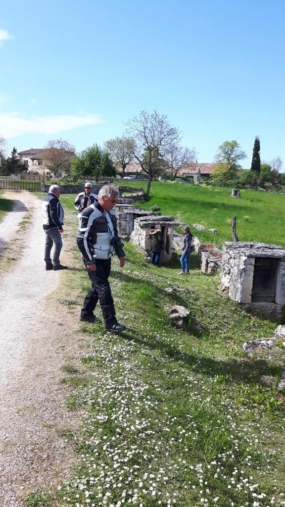 Sortie pour Pâques - Occitanie   20170413