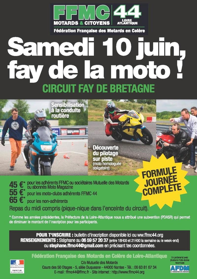 Journée « Faites de la moto » sur le circuit de Fay-de-Bretagne (44) Arton316