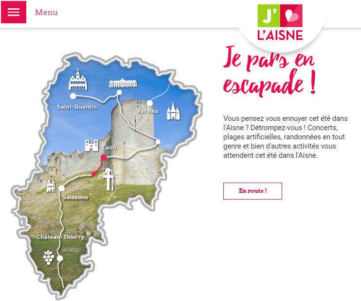 Aisne à moto : trois itinéraires pour trois jours d'étape Caeeep10