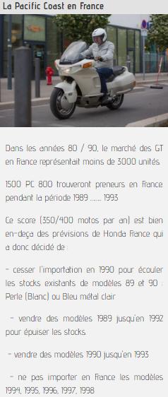Honda Pacific Coast : avoir raison trop tôt .... Captud19