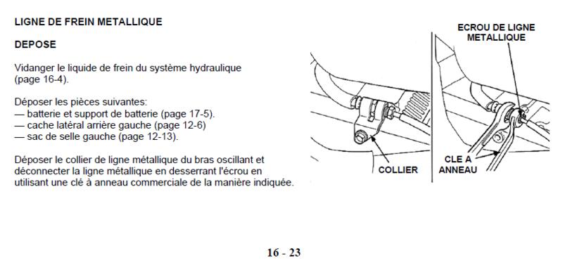 Démontage flexble de frein arrière - besoin d'aide Captud20