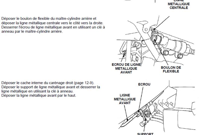 d montage flexble de frein arri re besoin d 39 aide. Black Bedroom Furniture Sets. Home Design Ideas