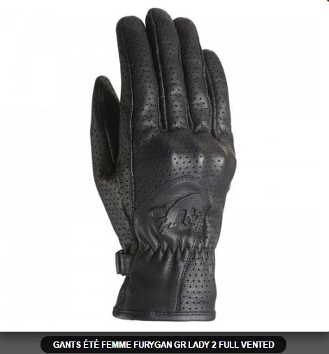 Dixy, gants ventilés Sunrise Capzzz11
