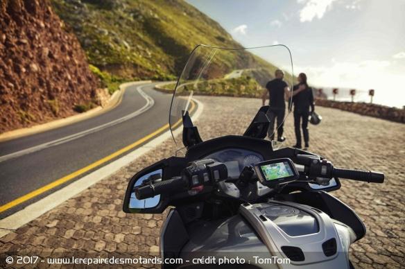 GPS TomTom Rider 42, 420 et 450 Gps-to11