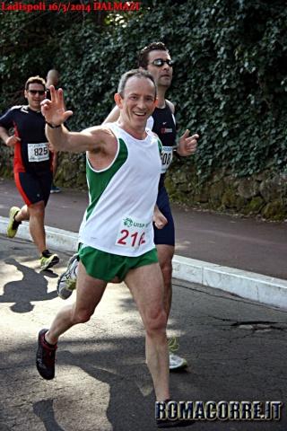 Correndo nei giardini - Ladispoli - 16 marzo 2014 Corren11