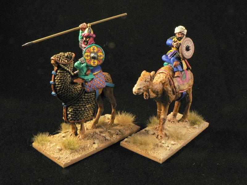 Chameaux Arabes pour Saga P1100211