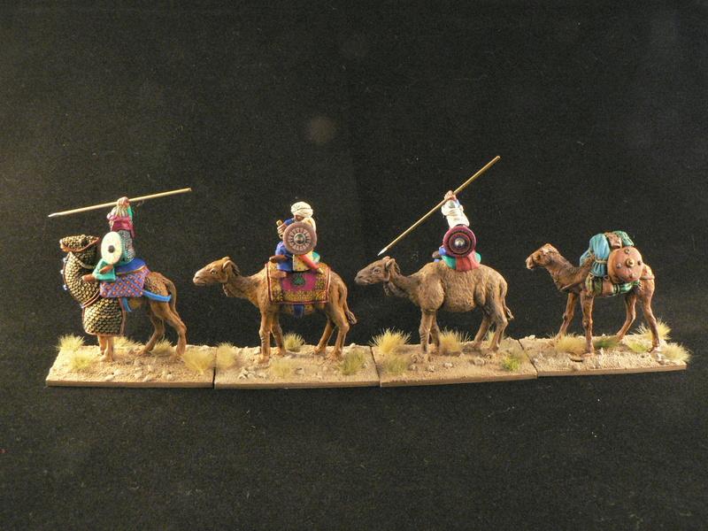 Chameaux Arabes pour Saga P1100216