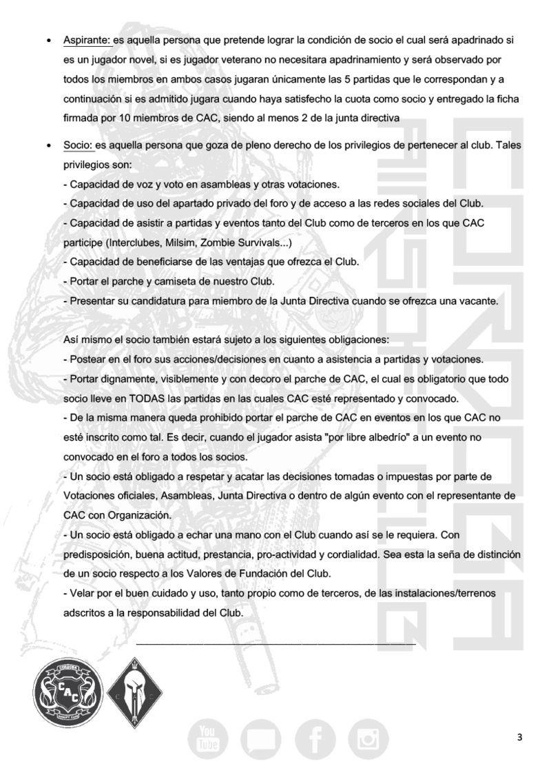 REGLAMENTO COMPLETO CAC Normat11