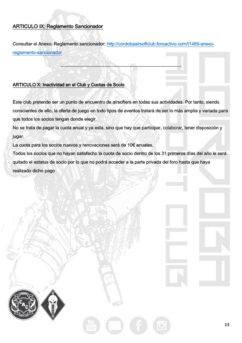 REGLAMENTO COMPLETO CAC Normat20