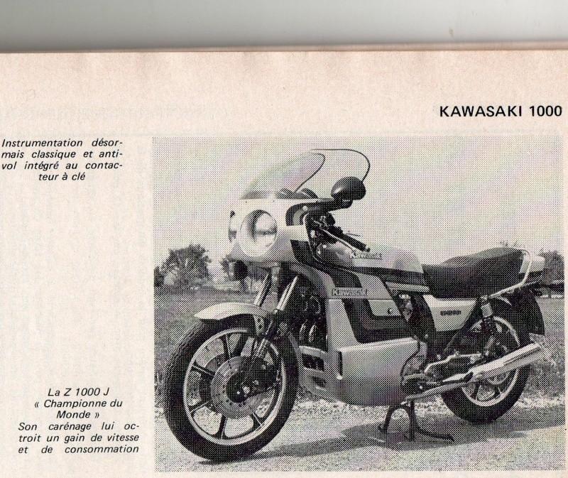 Kawasaki for ever Z1000j10