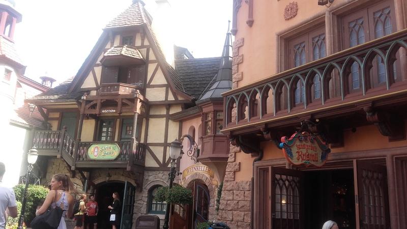 Un voyage de rêve à Walt Disney World ou comment vivre un mariage unique au pays de Mickey (octobre 2016) - Page 8 25_oct18