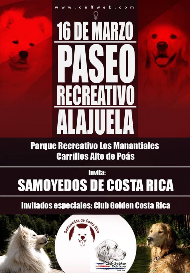 Paseo recreativo 16 de marzo, Alajuela 10167610