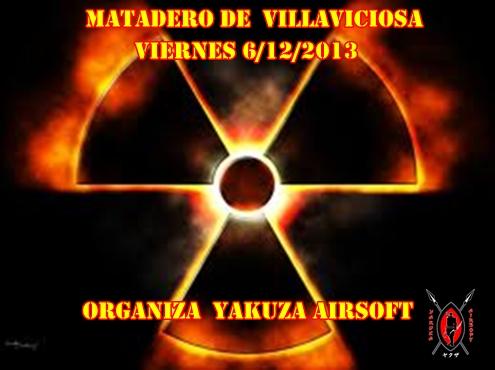ATOMIC VIERNES 6/12/2013 MATADERO DE VILLAVICIOSA Cartel15