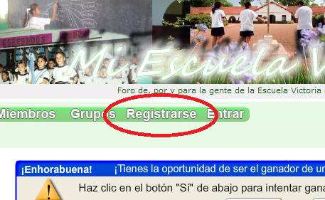 TUTORIAL Como registrarse Regist10