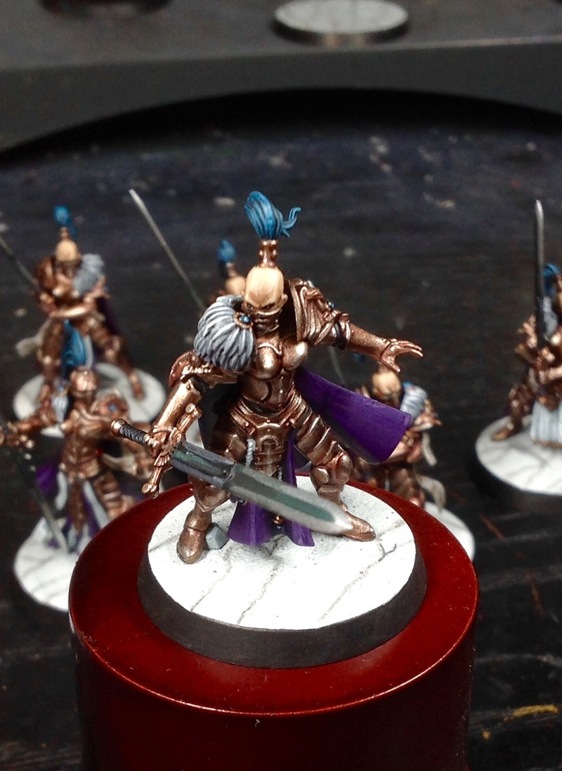 Talons of the Emperor , les Custodes d'Haejul Img_5624