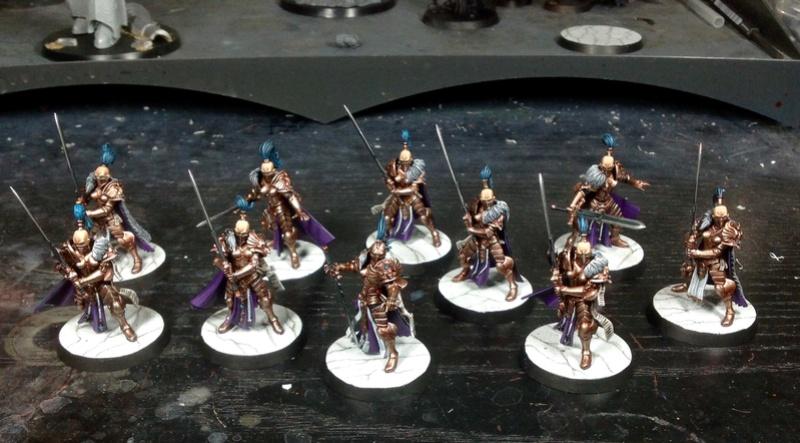 Talons of the Emperor , les Custodes d'Haejul Img_5627