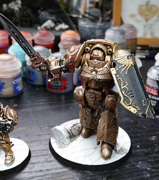 Talons of the Emperor , les Custodes d'Haejul Img_5713