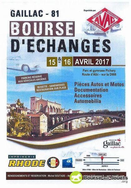 Gaillac 81 Bourse 2017 Bourse10