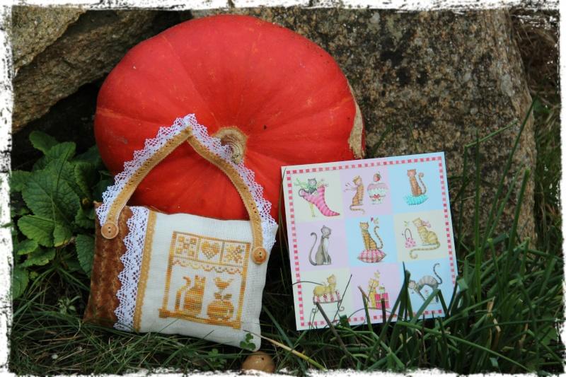 Echange d'automne : un coussinet brodé en soie  **PHOTOS** Coussi10