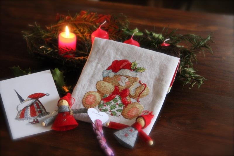 Ech. de pochettes de Noël - *%*  PHOTOS  *%* - Page 2 Echang10