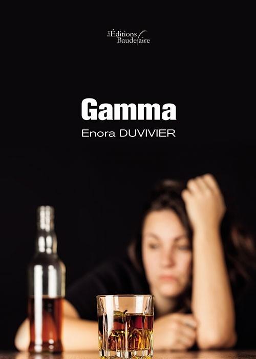 [Editions Baudelaire] Gamma de Enora Duvivier Couv2110