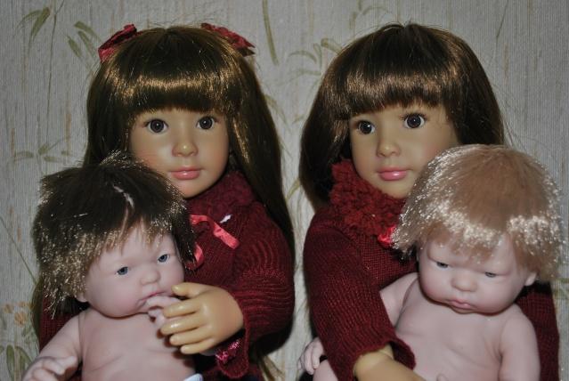 3 Léna,1 Henriette, 2 Aletta, Marina, Alice, Sélina, 2 Lucia et les mini Dsc_0216