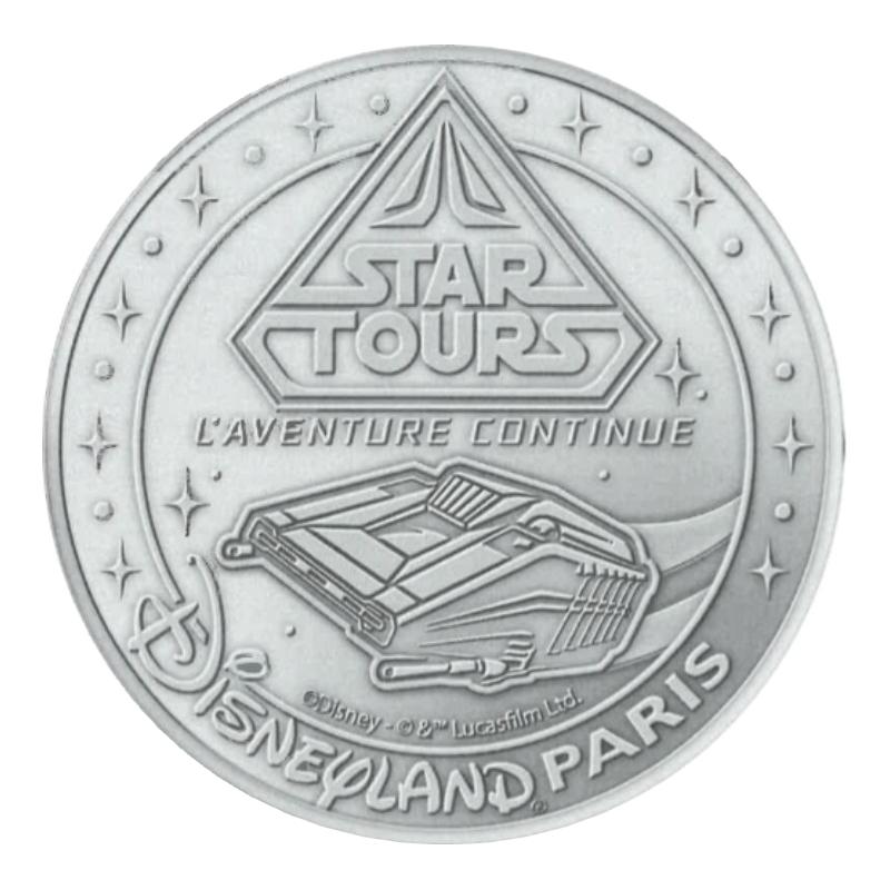 Les pièces de monnaie de Disneyland Paris - Page 25 Bat25010