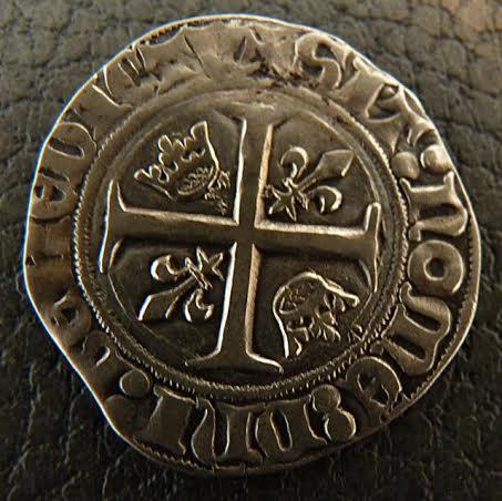 Guénar Charles VI Anger, identification à finaliser Bizarr10
